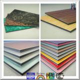 PVDF Panneaux Composés en Aluminium / Aluminium / PVDF ACP (XH001)