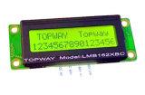 16X2 특성 LCD 모듈 alphanumeric 옥수수 속 유형 LCD 디스플레이 (LMB162X)