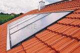 chauffe-eau solaire de la plaque plat