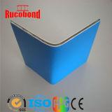 D'Unbreakable Core PE PVDF Construciton Matériaux Matériaux de construction ACP panneau composite aluminium (RCB130714)