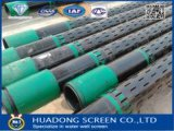 API 5CT J55/K55/N80 Water Well Slotted Casing Screen voor Oliebron