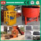 Qtj4-26 het Semi Automatische Holle Blok die van het Cement Machine vormen