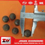 Bola de acero de pulido del molde y bola de acero de pulido forjada para el molino de bola