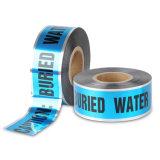 試供品の使用できる青の地下の探索可能な注意テープ