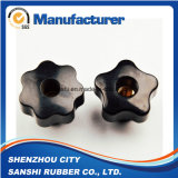 Molette en plastique en caoutchouc de nylon d'ABS de bakélite fournie par usine de la Chine