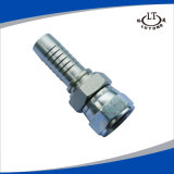 Jic Fêmea dobrada hexagonal One Piece Parker Pipe Fittings