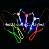 LED ilumina Spinning Firefly Toy