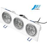 13W baixar as luzes LED (JM-S01-Downlamps/S-9*1W)
