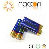 電池Lr6 AAの超アルカリ電池の一次電池