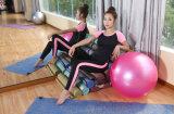 Комплекты йоги Elestane полиэфира цвета контраста высокого качества