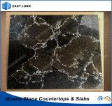 SGSの標準の固体表面のための設計された水晶石の建築材料(磨かれる)