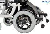 頑丈なアルミニウムFoldable車椅子の電力の推進されたライト級選手