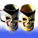L'halloween Craft Gift Set / Parti Fournitures / Vaisselle - Skull Tumbler (WL8327E, WL8327F)