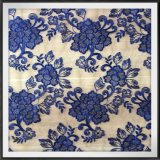 Шнурок вышивки Tulle флористического шнурка вышивки сетки поли