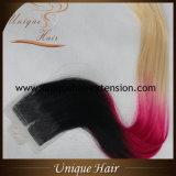 La cinta al por mayor en extensión de cabello en China