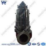 Bomba de água centrífuga da água de esgoto submergível da série de Wq