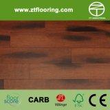 Suelo de bambú dirigido de Strandwoven HDF pintado tarde