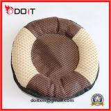 2 capas de juguete resistente del perro de juguete del animal doméstico de la tela