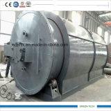 Gummireifen, der Maschinerie-Auszug-Heizöl vom Reifen aufbereitet