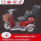 14 de elektro-Driewieler van de Batterij van het Lithium van de duim 48V 350W