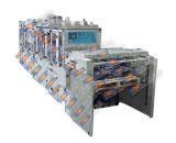 Caja automática del pliegue RJ-1050 que forma la máquina