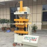 中国2016年の自動Qt1-10粘土のLegoのブロック機械