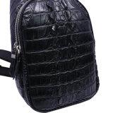 Saco de ombro masculino Atacado Saco de mochila de couro genuíno Mochila de viagem
