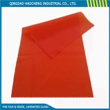 Structure Grade 0.38mm Orange PVB Film for Laminated Curtain Glass