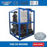 25tpd tubo comerciais de grande máquina de gelo