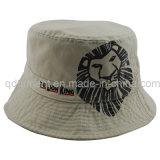 Lavado de bordados de alta calidad de impresión de Pesca de la cuchara Hat (TMBH9446)