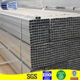 Fluss-Stahl-30X30 galvanisierter Dekoration-Quadrat-Stahlgefäß-Preis