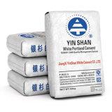 China Bolsa de 50kg de fábrica de cemento blanco Pop para techo de escayola