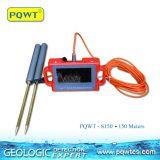 Geoelectrical水探知器S150をマップする1秒