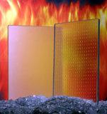 стеклянное 10mm стекло усиленное жарой/Tempered (JINBO)