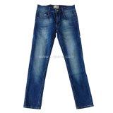 2014 Último diseño Skinny Jeans de dama de la marca de moda, jeans de mujer