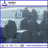 BS 1387 Pré Tubo de Aço Galvanizado