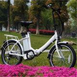 Bike миниой складчатости 2016 электрический