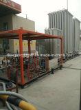 Los dispositivos de GNC Skid-Mounted Gas Industrial bombas de alta presión