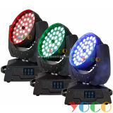 Китай DJ Equipment 36X10W RGBW 4in1 СИД Wash Zoom Light