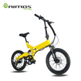 AMS-Tdn-03 Vriendschappelijke Goedkope Vouwende Elektrische Fiets Eco voor Verkoop