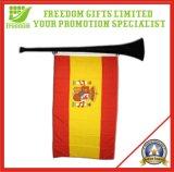 Hoorn van de Vlag van de Ventilator van de voetbal de Promotie (vrijheid-PG16)