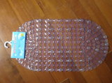 PVC Tapis de bain, baignoire Bahroom mat, mat, tapis anti-patinage
