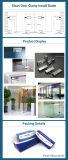 유리제 기계설비 구석 죔쇠 스테인리스 304 유리제 문 Pacth 이음쇠 (GDC-302)
