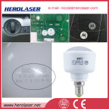 машина маркировки лазера луча 3W 5W 8W 10W холодная для пластичной вафли кремния LCD полимера