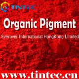 Rouge organique 149 de colorant pour l'encre de revêtement en plastique
