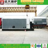2トンの中国の専門の新しい木によって発射されるボイラー生物量の燃料のボイラー水平の蒸気ボイラ