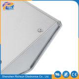 La galvanoplastie E27 Voyant d'aluminium mur solaire éclairage extérieur