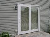 Alumínio térmico amigável da ruptura de Eco que desliza portas exteriores