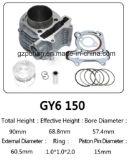Vendita calda del kit del cilindro del pezzo di ricambio del motociclo Gy6 125