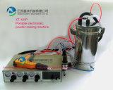 Электростатический тип портативная пишущая машинка лакировочной машины порошка